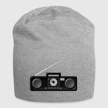 ghetto blaster - Beanie in jersey
