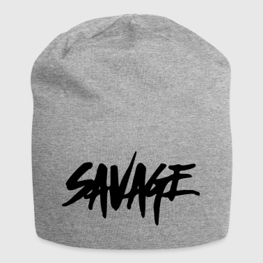 BE SAVAGE - Jersey Beanie