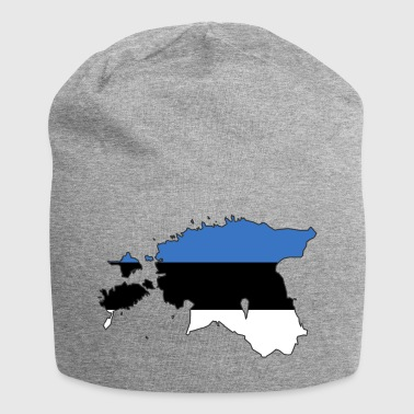 Estonia - Beanie in jersey
