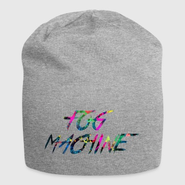 rainbow FOG MACHINE - Jersey Beanie