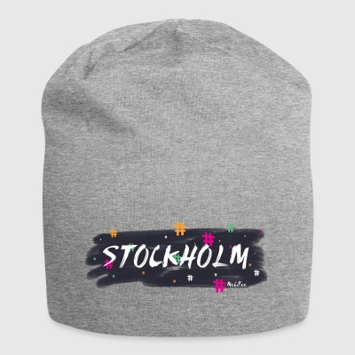 Stoccolma # 1 - Beanie in jersey