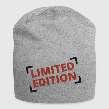 Limited Edition - Beanie in jersey