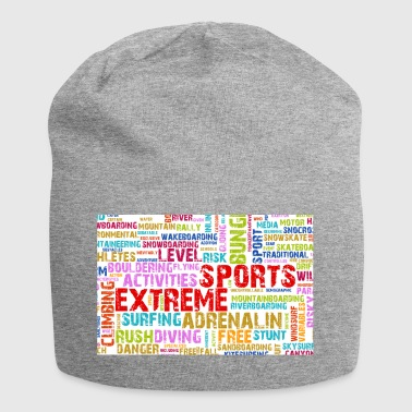 extreme sports - Jersey-Beanie