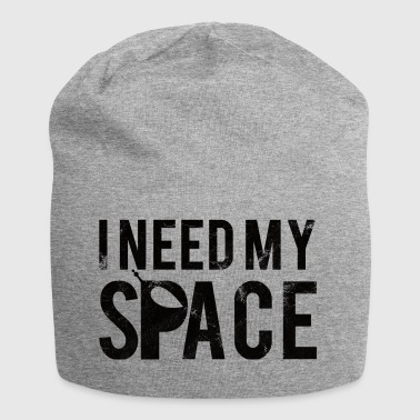 Alien / Zone 51 / UFO: I Need My Space - Bonnet en jersey