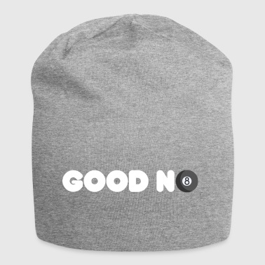 GOOD N8 Billiard Pool Design - Jersey Beanie