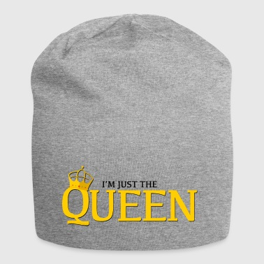 I'm just the Queen - Bonnet en jersey