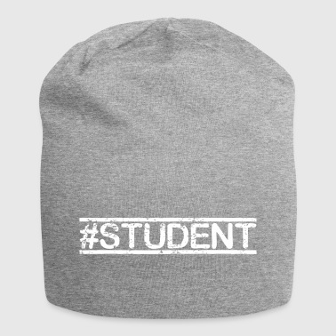 STUDENT hvid - Jersey-Beanie