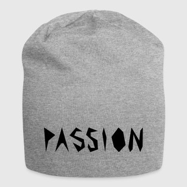passion - Bonnet en jersey