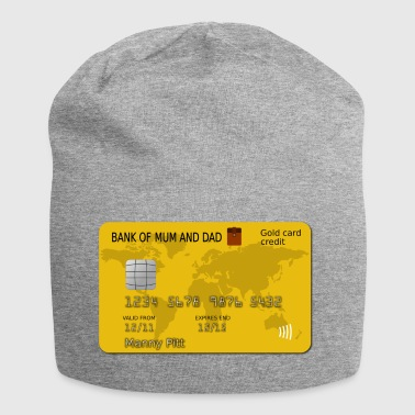 Credit card - Jersey Beanie