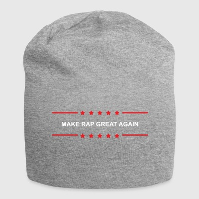 Make Rap Great Again - Jersey-Beanie