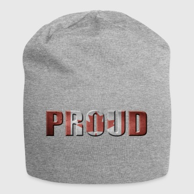 PROUD CANADA CANADA STOLT - Jersey-Beanie