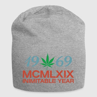 1969 INIMITABLE YEAR - Jersey Beanie