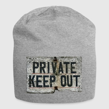 PRIVATE - Jersey-Beanie