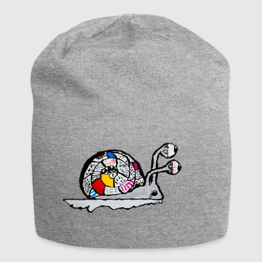 The snail of the end of the childhood - Jersey Beanie