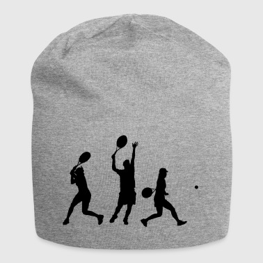 Tennis player - Jersey Beanie