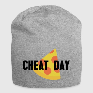 Cheat Day food cheat day gift idea - Jersey Beanie