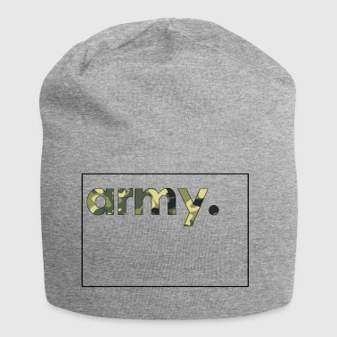 Army Camouflage - Jersey-Beanie