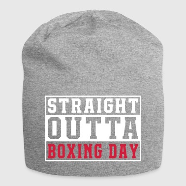 Straight Outta Boxing Day Game - Jersey-Beanie