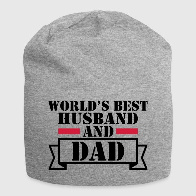 World's Best Husband and Dad - Jersey-Beanie