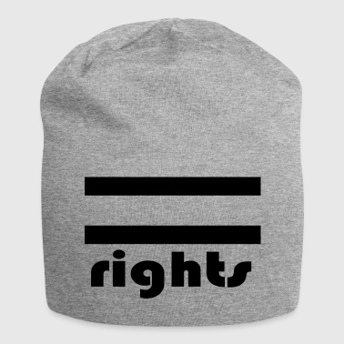 Equal rights - Jersey Beanie