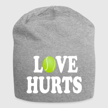 Tennis Love hurts - Jersey-Beanie