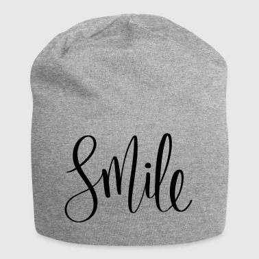 Smile - Jersey Beanie
