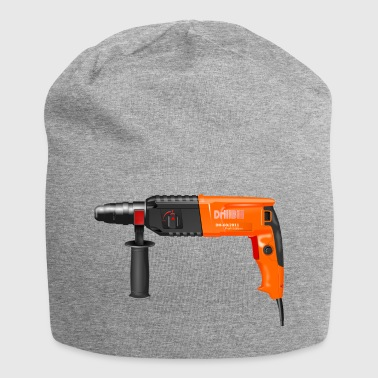 drilling machine - Jersey Beanie