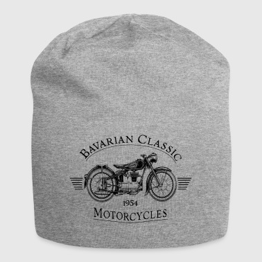 Bavarian Classic Motorcycles - Black - Jersey-Beanie
