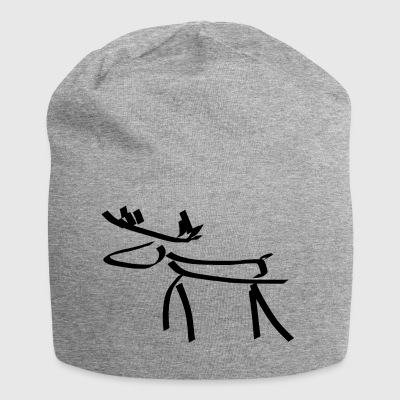 moose two - Jersey-Beanie