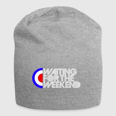Waiting for the weekend - Jersey Beanie