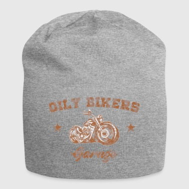 Oily Bikers American Style Garage - oranssi - Jersey-pipo