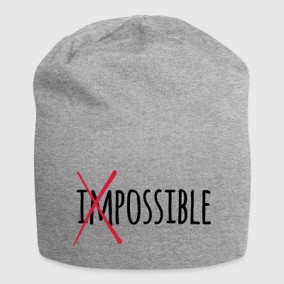 Impossible Possible 2c - Jersey Beanie