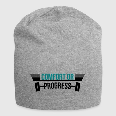 Komfort eller Progress fitness-center - Jersey-Beanie