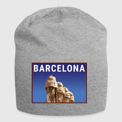 Barcellona - Beanie in jersey