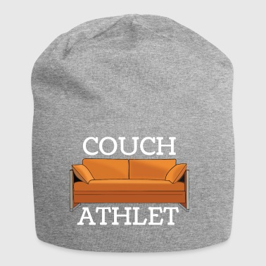 COUCH ATHLET WEISS - Jersey-Beanie