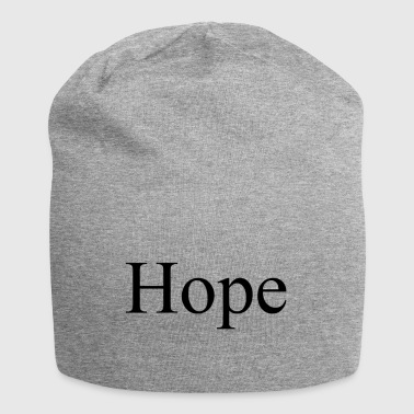 Hope - Jersey Beanie