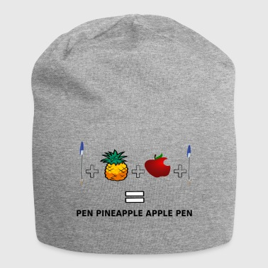 Ananas APPLE PEN - Jersey-Beanie