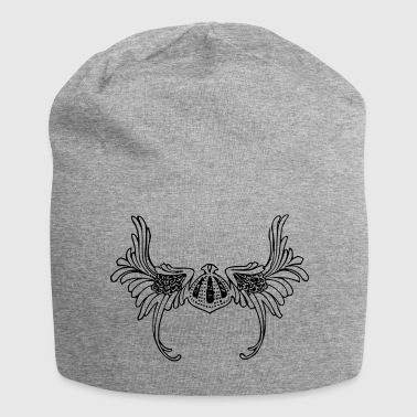Wing with crown - Jersey Beanie