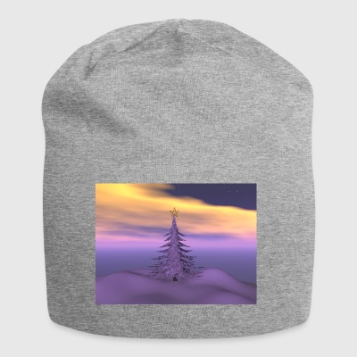 firetree_and_snow - Jersey-Beanie