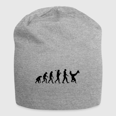 Breakdance Evolution Shirt · Danse B-Boy · Cadeau - Bonnet en jersey