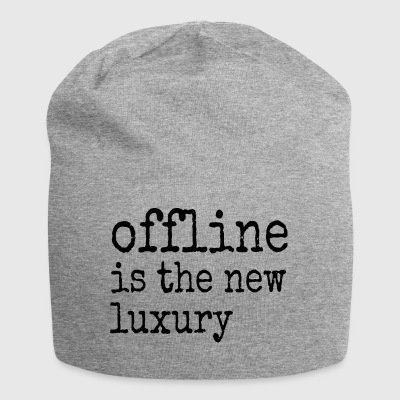 Can't live without internet. Gifts for friends - Jersey Beanie