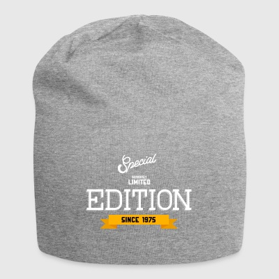 Birthday - Special Limited Edition Since 1975 - Jersey Beanie