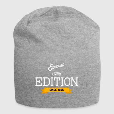 Geburtstag - Special Limited Edition Since 1986 - Jersey-Beanie