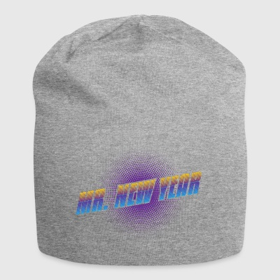 Mr New Year - New Years Eve NYE Party Gift - Jersey-beanie