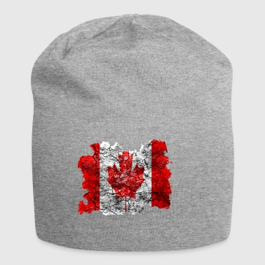 Canada Vintage Flag - Jersey-Beanie