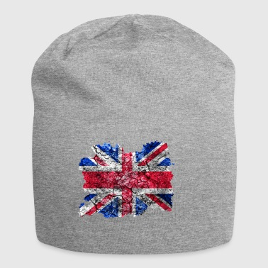 United Kingdom vintage flag - Jersey Beanie