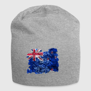 New Zealand vintage flag - Jersey Beanie