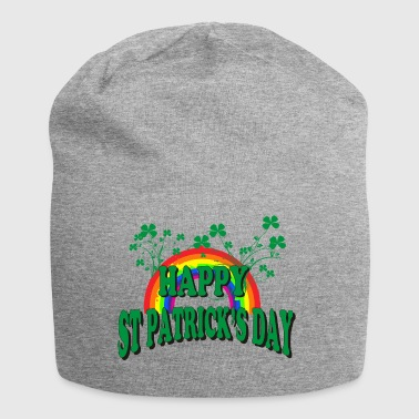 Happy St Patrick's Day - Jersey Beanie