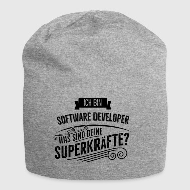 Software Developer - Jersey-Beanie