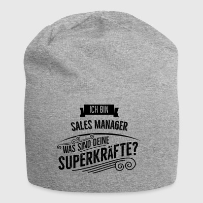 Sales Manager - Jersey-Beanie